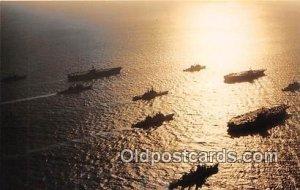Battle Force Red Sea Carriers USS John F Kennedy Unused