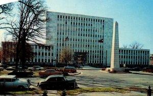Georgia Augusta Augusta-Richmond County Municipal Building