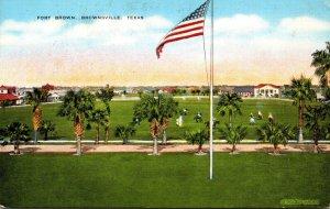 Texas Brownsville Fort Brown