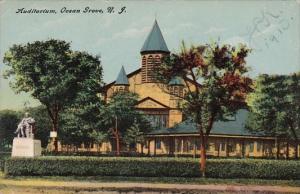 Auditorium Ocean Grove New Jersey 1910