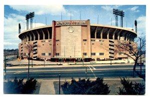 MD - Baltimore. Memorial Stadium