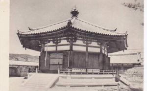 Yumedono, Horyuji, Yamato, Japan, 1900-1910s