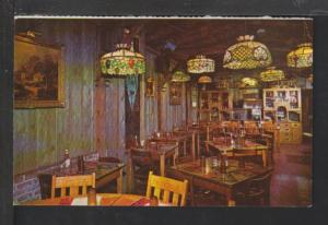 Grandma's Receipts Restaurant,Chicago,IL Postcard