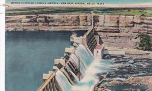 Texas Mineral Wells Morris Shephard Dam