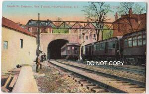 Benefit St, New Tunnel, Providence RI