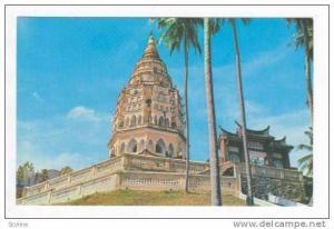 Ayer Itam Pagoda, Penang, 1950s-60s
