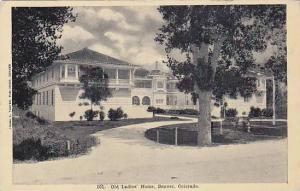 Old Ladies' Home, Denver, Colorado,PU-1909