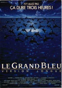 CPM AK Le Grand Bleu CINEMA FILM (780501)