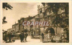Modern Postcard Burgos Arco de Santa Maria