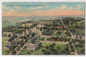 University, Wooster OH
