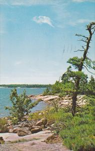 Greetings From Parry Sound District, Ontario, Canada, PU-1971