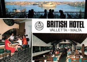 British Hotel,Valletta,Malta BIN