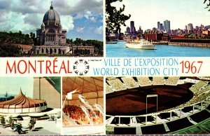 Montreal Expo67 Multi View