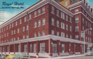 Missouri Excelsior Springs Royal Hotel