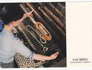 ADV: MACROOM Handwoven Carpets and Rugs, 50-70s