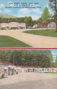 Tennessee Jasper Pine Crest Motel &amp  Cafe
