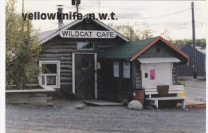 Wildcat Cafe , YELLOWKNIFE , NWT, Canada , PU-1998