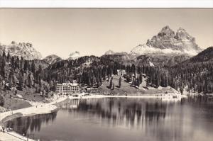 RP, Lago Di Misurina m. 1755, Verso Le Tre Cime m.3003, Veneto, Italy, 1920-1...