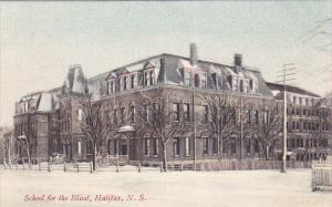 SChool for the Blind , Halifax, Nova Scotia , Canada , 00-10s