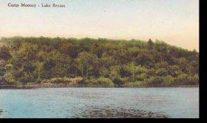 New York   Camp Mooney Lake Bryant Albertype
