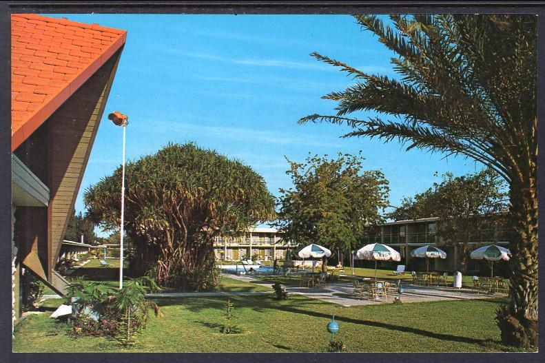 Howard Johnson's Motor Lodge,Miami,FL