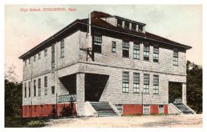 Massachusetts Stoughon , High School