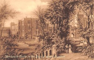 Kenilworth Castle in the Days of Queen Elizabeth United Kingdom, Great Britai...