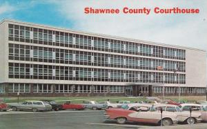 TOPEKA , Kansas , 40-60s ; Shawnee County Courthouse