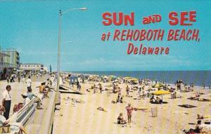 Delaware Rehoboth Beach Sun Bathers