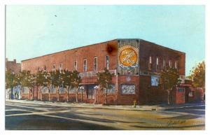 Tony Packo's Cafe, Toledo, OH Postcard *5N22