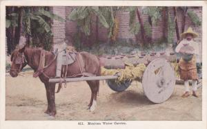 Mexican Water Carrier , 00-10s