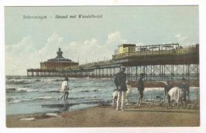 Scheveningen - Strand met Wandelhoofd, Netherlands, 00-10s