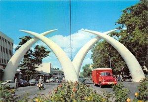 us8396 giant tusks on moi avenue mombasa kenya car motobike bike