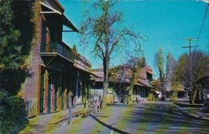 California Columbia Main Street