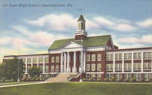 Lane High School Charlottesville Virginia