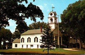 Maine Paris Hill First Baptist Church
