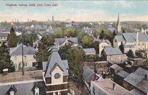 WINGHAM , Ontario , Canada , PU-1916 ; Looking South from Town Hall