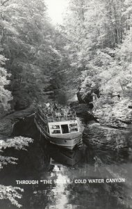 RP, WISCONSIN DELLS, Wisconsin, 1940-50s;  Through The Hole