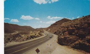 Hueco Mountains Highway, Carlsbad Caverns Highway, Texas, 40-60´s