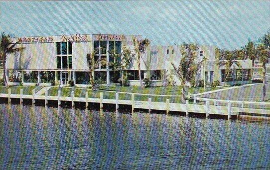 Florida Fort Lauderdale Creightons Restaurant