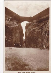 RP: Main Pass , ADEN , Yeman , 00-10s