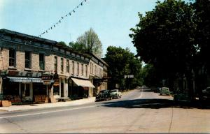 New York Cherry Valley Main Street Business District
