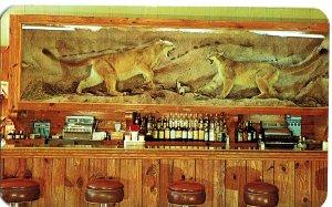 Charlie's Rustic Bar, Saratoga, Wyoming, Charlie Gould, Proprietor