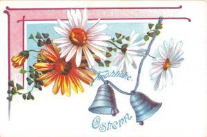 BG4218  ostern easter bell flower germany   greetings