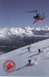 [BC] Tyax Heli-Skiing , Whistler , B.C. , Canada , 50-70s