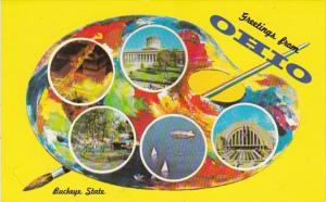 Ohio Greetings From The Buckeye State