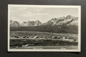 Mint Vintage Stanley Idaho Town View RPPC