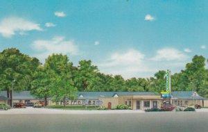 CORNING , Arkansas , 1950-60s ; New Parkview Motel