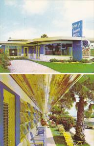 Florida Daytona Blue Heaven Motel