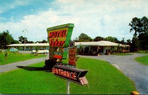 Florida Gainesville Motel Tabor